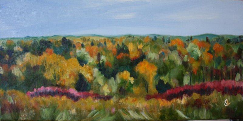 Short Hills Fall