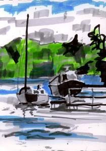 boats study