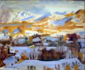 Canto Perdix - Winter